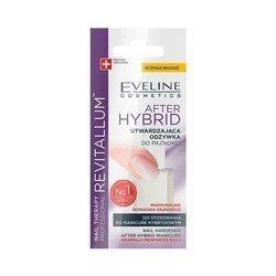 Eveline NAIL THERAPY Odżywka utwardzająca AFTER HYBRID REVITALUM