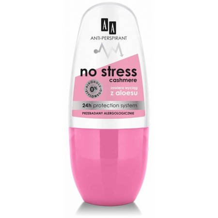 AA Deo Stress cashmere 50 ml