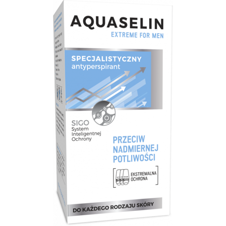 Aquaselin Extreme men roll-on 50 ml