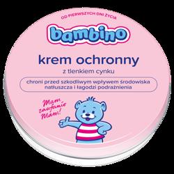 Bambino Krem ochronny z tlenkiem cynku dla dzieci 150ml
