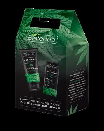 Bielenda Zestaw OFM Cannabis for Men