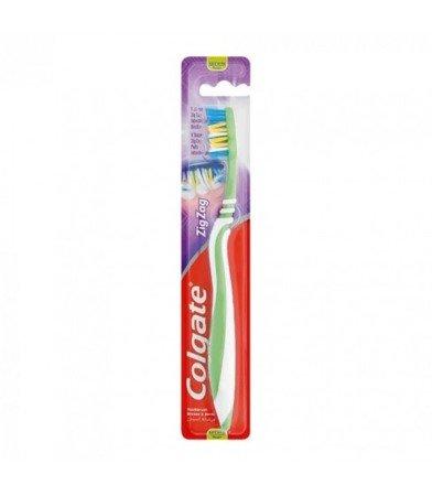 Colgate ZigZag Medium szczoteczka do zębów
