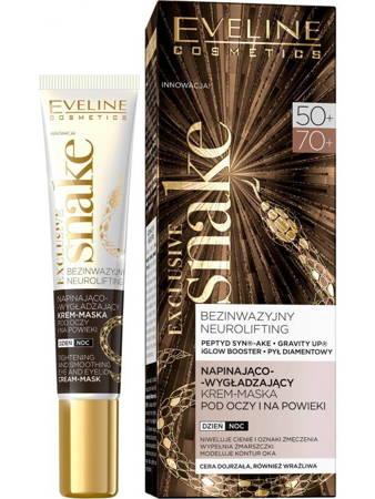 Eveline Exclusive Snake krem maska pod oczy i na powieki 20ml