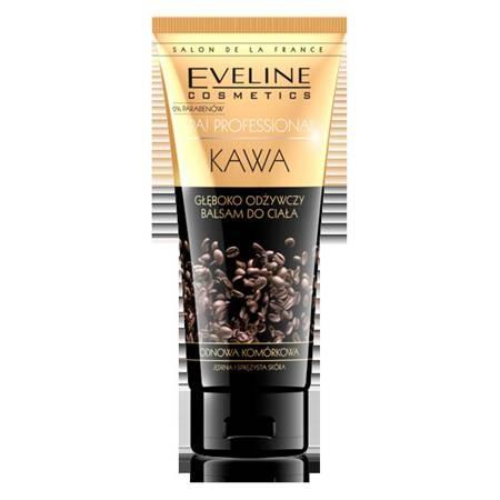 Eveline SPA Professional Głęboko odżywczy balsam do ciała KAWA 200ml